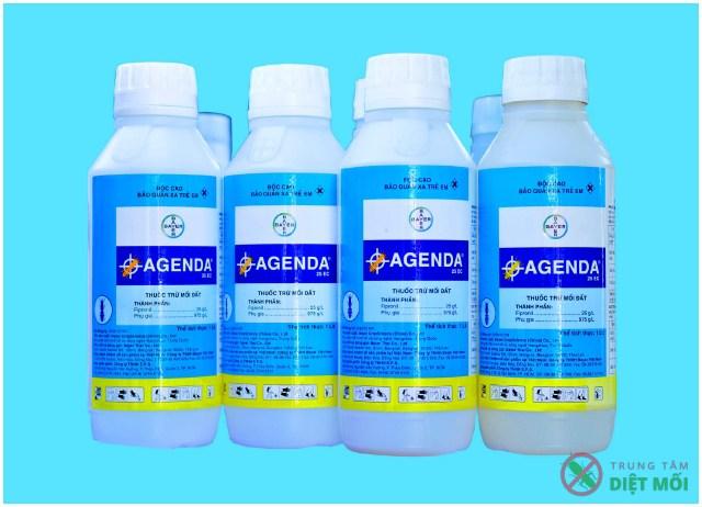 thuốc phòng chống mối Agenda