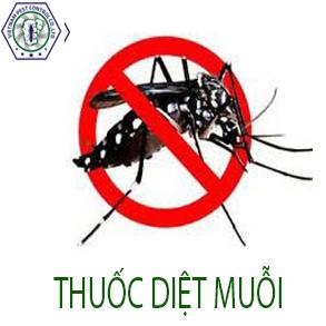 Thuốc diệt muỗi [ dịch tễ kiểm định ] hiệu quả dài lâu, an toàn trẻ nhỏ